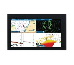 Furuno Multi Function Displays furuno navnet tztouch3 19 inch multifunction display